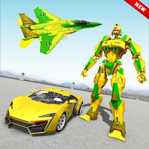 Stealth Robot Transforming Games - Robot Car games For PC / Windows 7/8/10 / Mac – Free Download