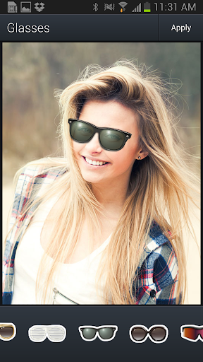 Aviary Stickers: Glasses screenshot 3