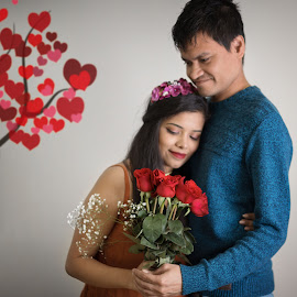 Be My Love by Arnab Dutta - Public Holidays Valentines Day ( love, couple, valentine )