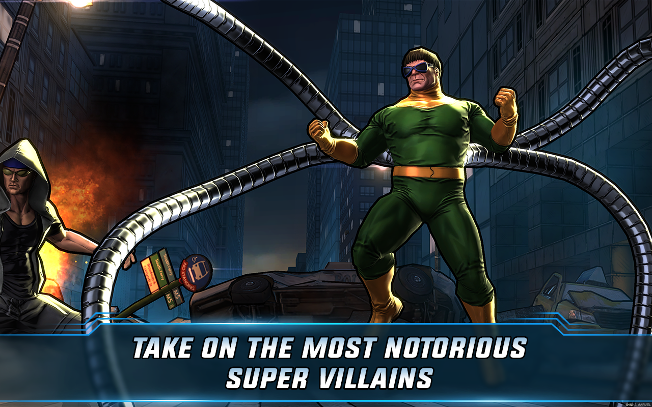 Marvel: Avengers Alliance 2 Screenshot 7