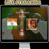 App INDIA VS SRI LANKA Cricket Live Streaming apk for kindle fire