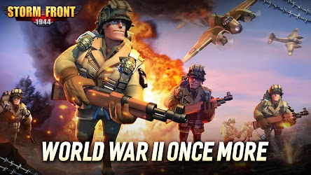 Download StormFront 1944 Game APK 1