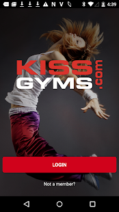 Kiss Gyms - screenshot