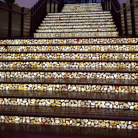 Stairs 2 by Lope Piamonte Jr - Artistic Objects Other Objects