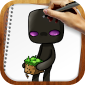 Game Draw Minecraft version 2015 APK