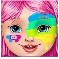 Game Baby Paint Time APK for Kindle