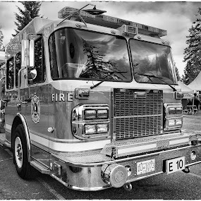 Firetruck by Scott Hemenway - News & Events Health