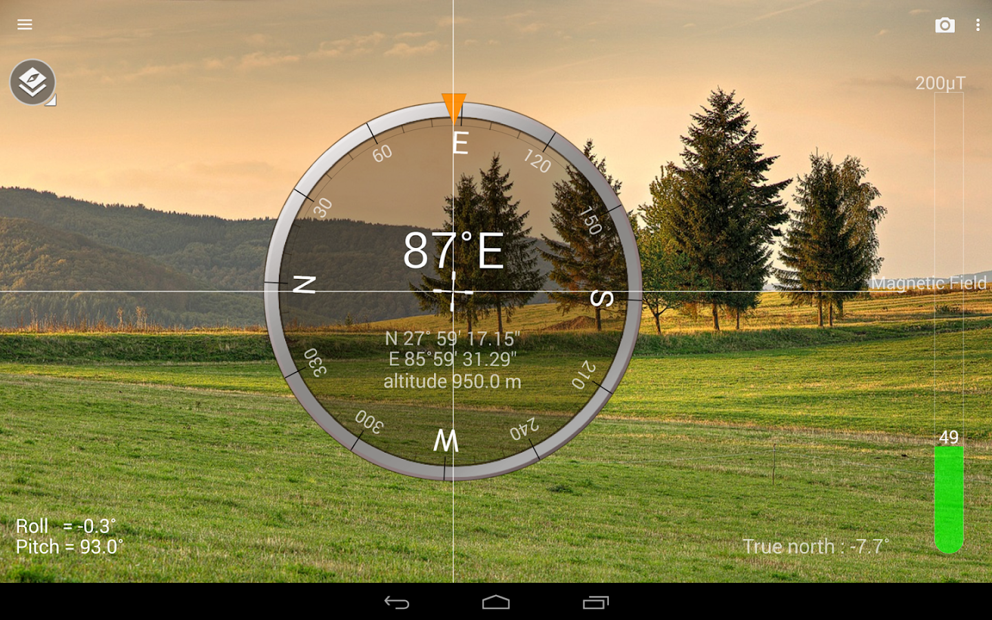 Smart Compass Pro Screenshot 8