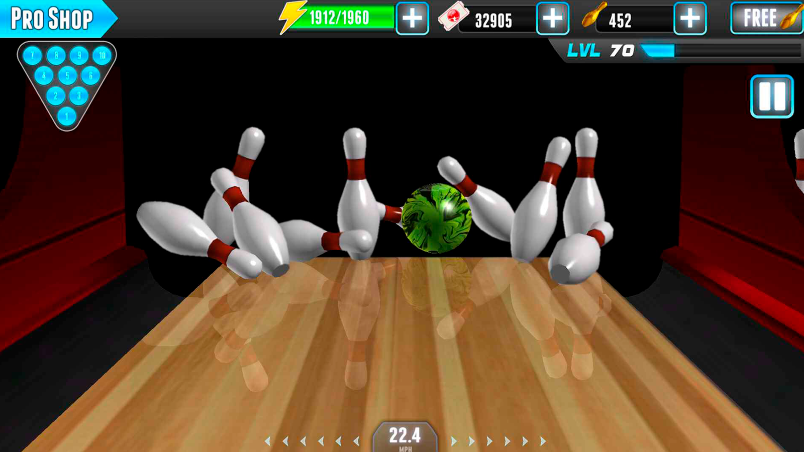 PBA® Bowling Challenge Screenshot 18