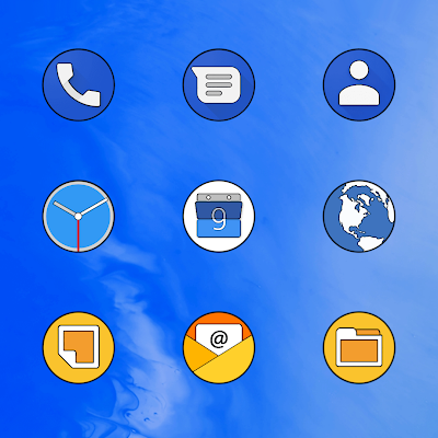 PIXEL PIE - ICON PACK Screenshot Image