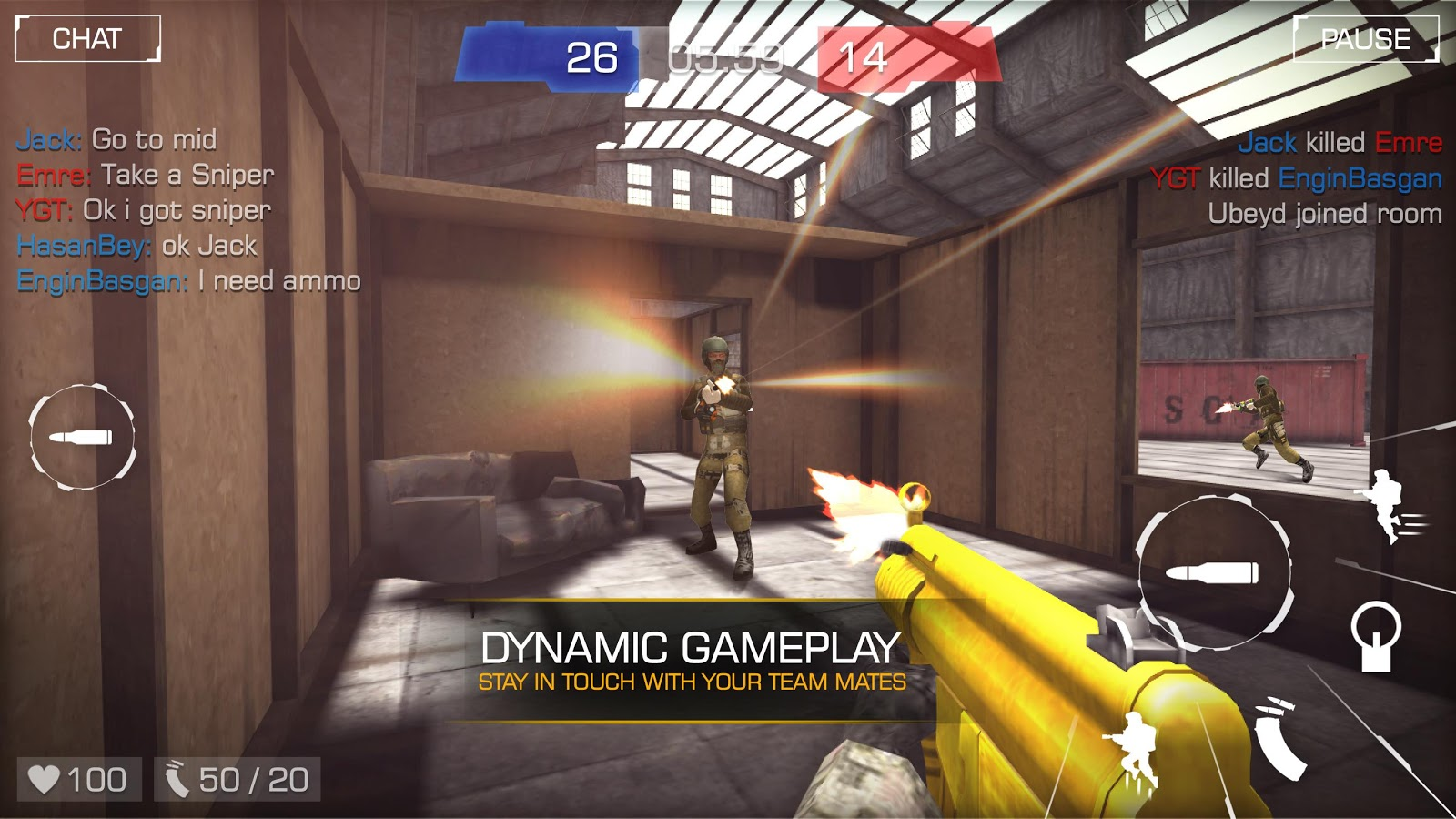 Bullet Party CS 2 : GO STRIKE Screenshot 8