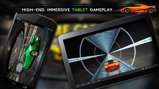 Extreme Car Driving Stunts 3D - screenshot