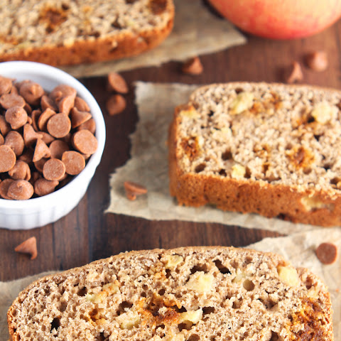 Cinnamon Apple Beer Bread