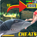 Cheat Hungry Shark Evolution APK for Bluestacks