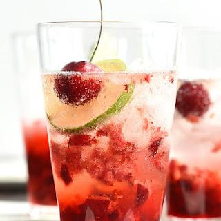 Cherry Fizz Drink Recipes