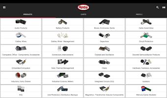 Screenshot of Digi-Key