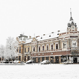 winter again by Cristian Resiga - Buildings & Architecture Public & Historical