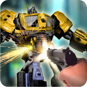 Download Crash Futuristic Robot 3D For PC Windows and Mac