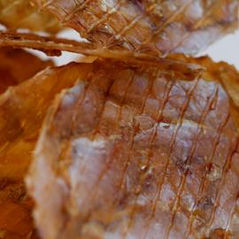 Fish Stack 18 by Dan Blair - Food & Drink Meats & Cheeses ( tower, asian food, dried, food, fish, stack, asian, dried fish )