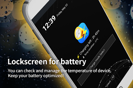 App WHAFF Battery(Power Saver) apk for kindle fire