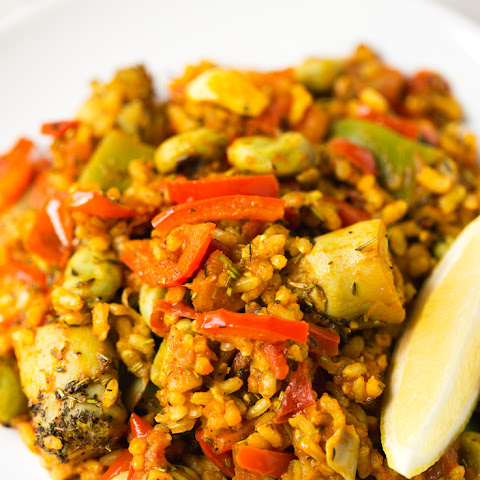 Spanish Vegetable Rice