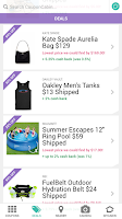 Screenshot of CouponCabin - Coupons & Deals