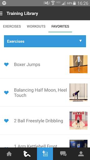 Soccer Training - screenshot