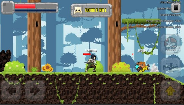 Battle Of Ninja War - Online APK screenshot thumbnail 7