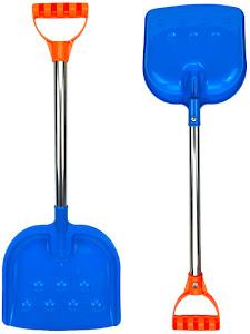"""Набор серии """"Зимние забавы"""", лопатка совковая XL, синий"""