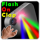 App Flashlight on Clap apk for kindle fire