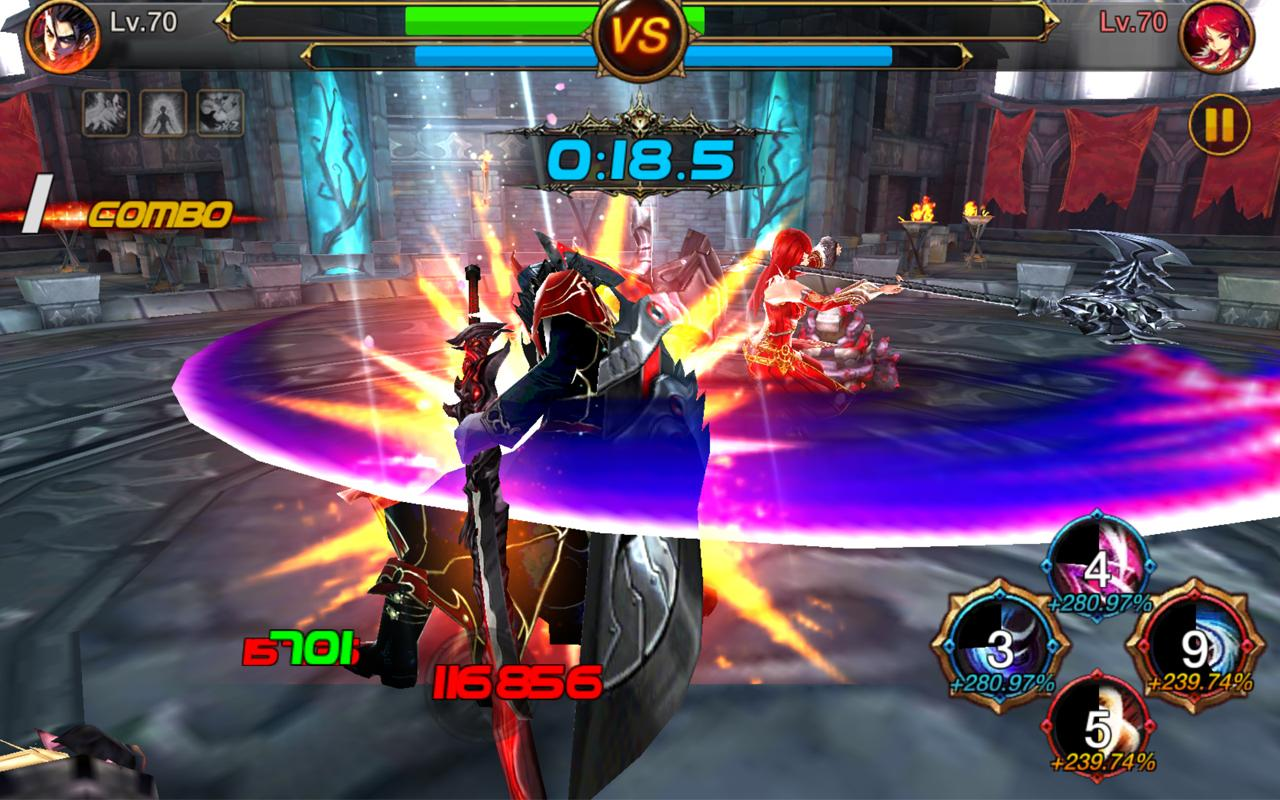 Kritika: The White Knights Screenshot 5
