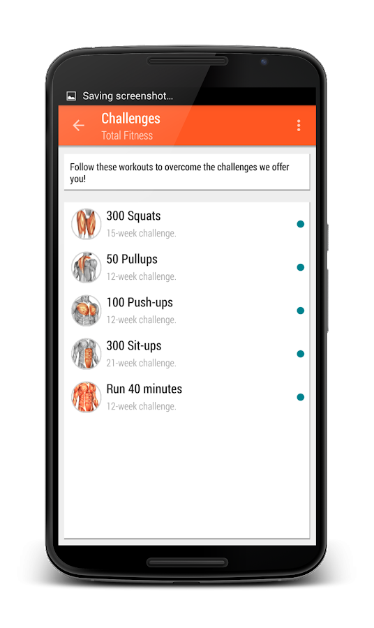 Total Fitness PRO Screenshot 6