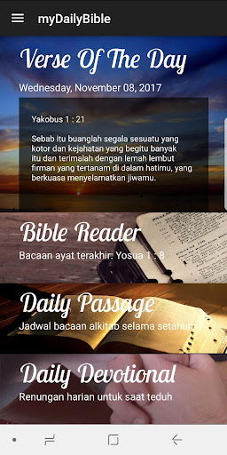 myDailyBible Apk Download Free for PC, smart TV