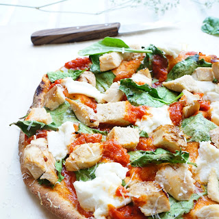 Healthy Spinach Pizza Recipes