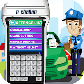 Traffic Police E Challan Learning Machine