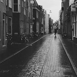 Rainy Day In Groningen by Bennett Tobias - Instagram & Mobile iPhone