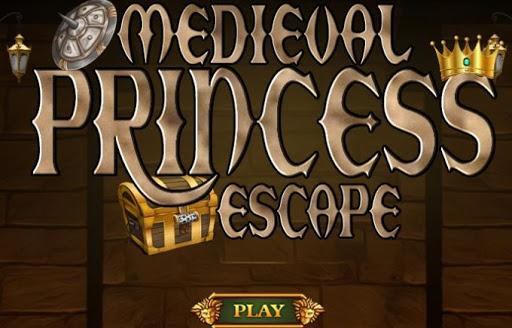 Medieval Princess Escape - screenshot