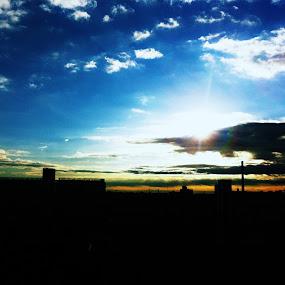 Non title by Minami Kojima - Landscapes Sunsets & Sunrises