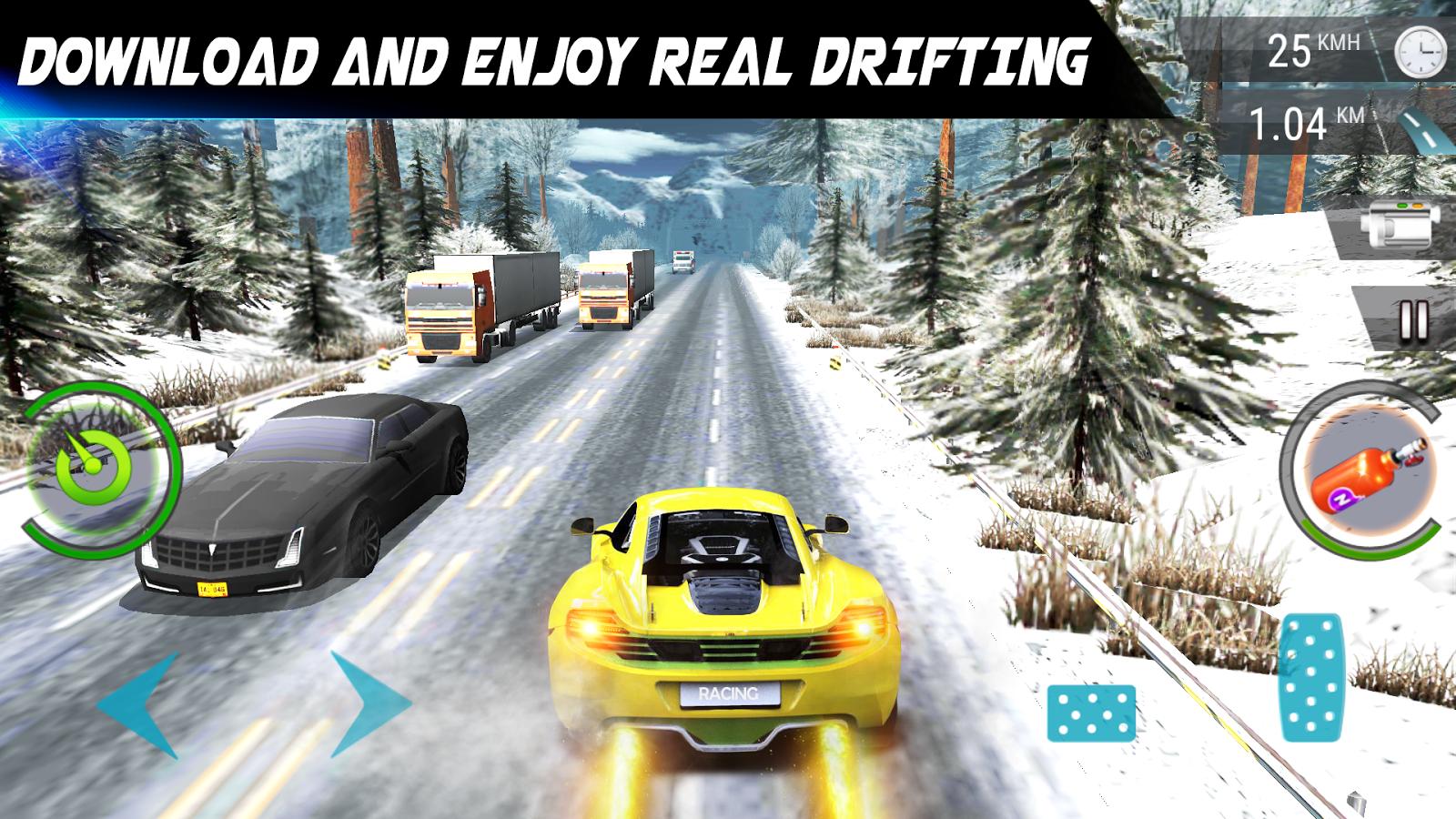 download traffic racer cracked apk