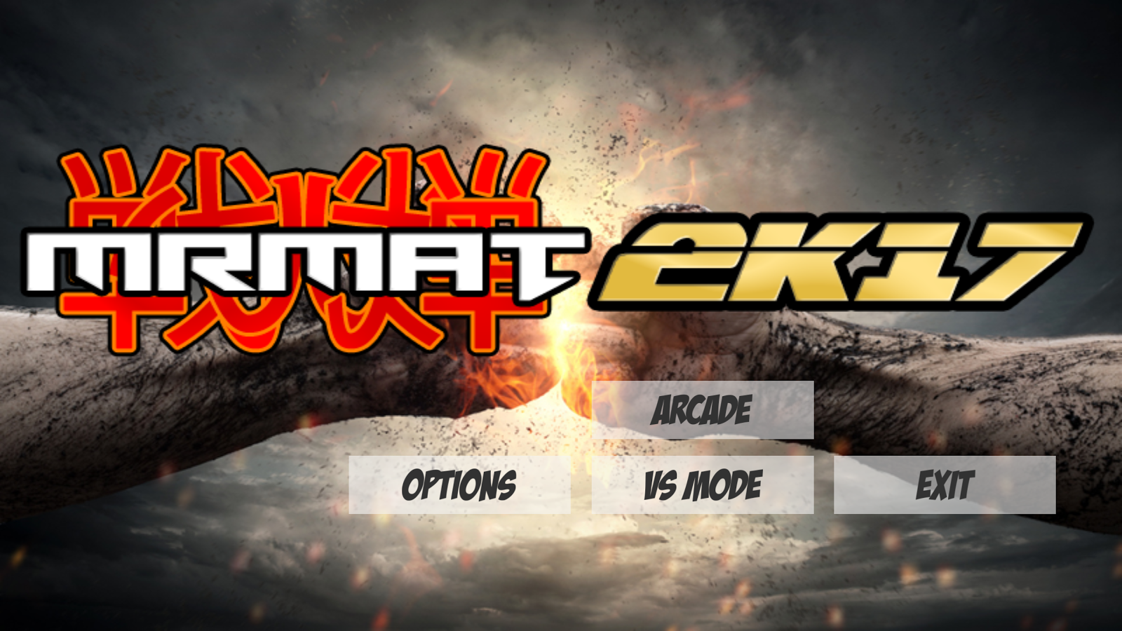 MRMAT 2K17 android spiele download