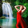 Live Waterfall Photo Frames APK for Bluestacks