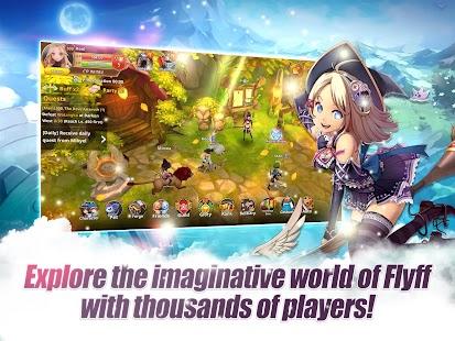 Flyff Legacy - New Anime MMORPG for pc