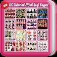 175 Tutorial Hijab 2017 Ofline