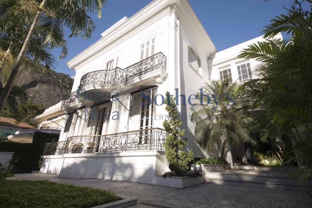 Casa residencial à venda, Urca, Rio de Janeiro - CA5952.