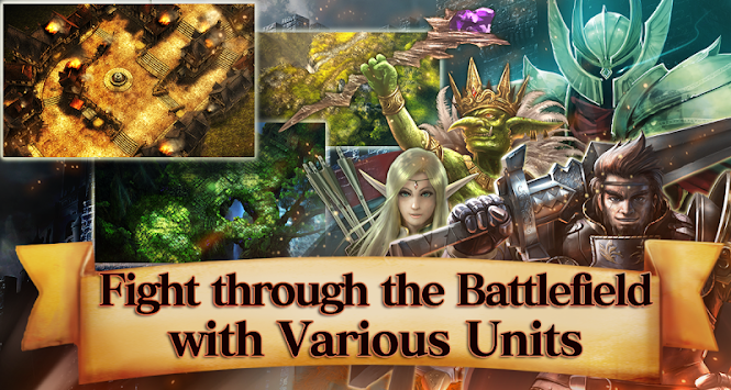 GODGAMES (MOBA) APK screenshot thumbnail 2