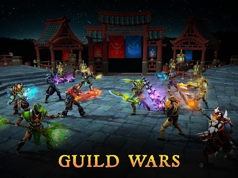 Dungeon Hunter 5 apk screenshot