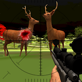Download Deer Jungle Hunting : Shooters APK on PC