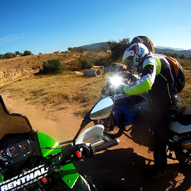 Swaziland by Kobus Kritzinger - Novices Only Sports ( klr kawasaki gs bmw swaziland adventure bike renthal gears )