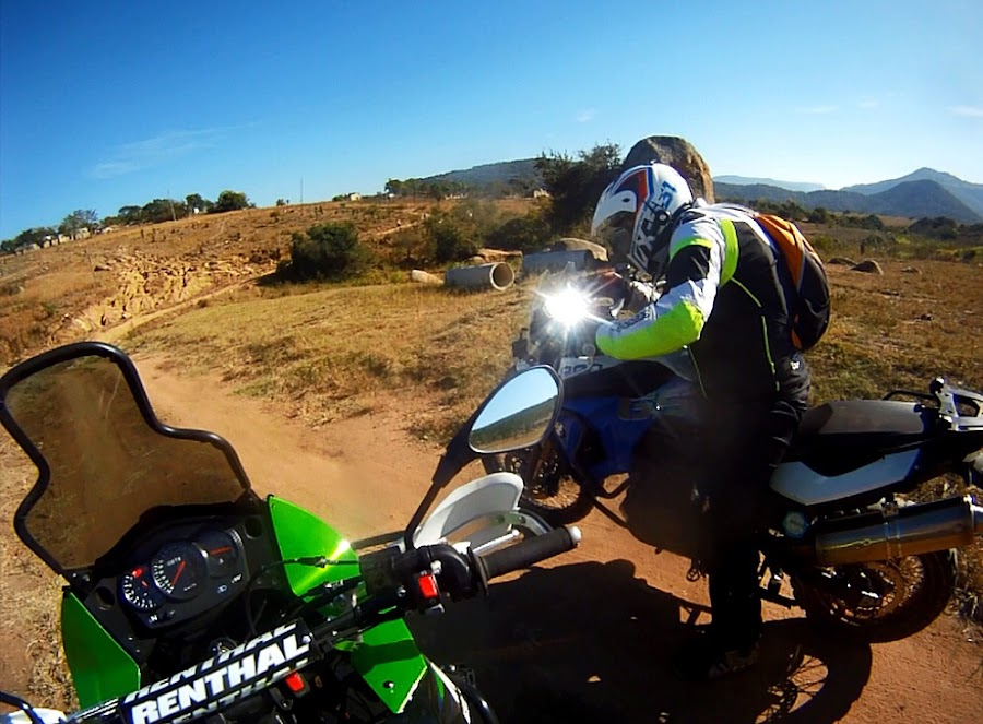 Swaziland by Kobus Kritzinger - Novices Only Sports ( klr kawasaki gs bmw swaziland adventure bike renthal gears )