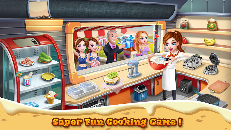 Rising Super Chef 2 : Cooking Game Screenshot 1
